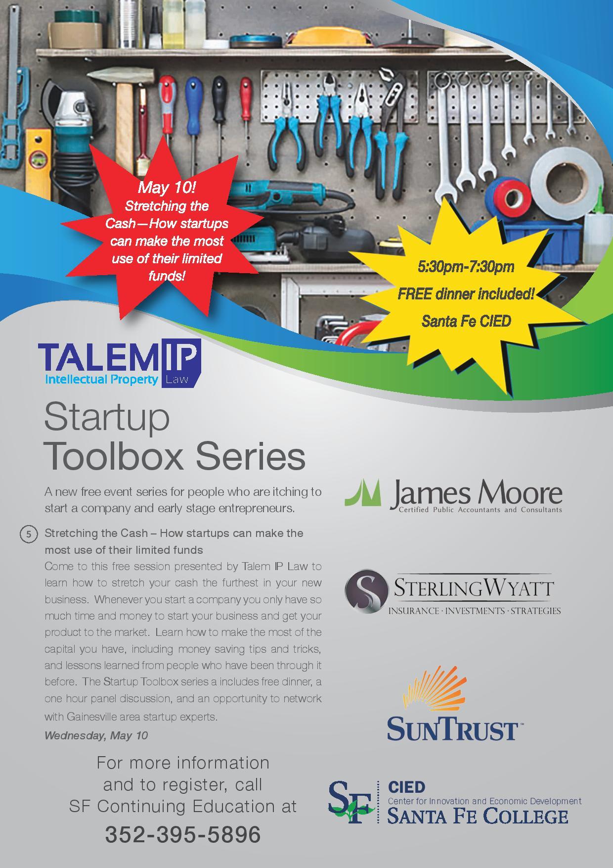 Startup Toolbox Series!