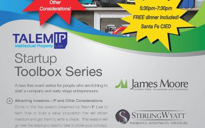 Startup Toolbox Series